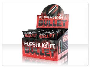 Вибропатрон Fleshlight Bullet