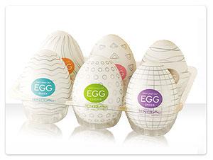 Мастурбатор Egg 6 Styles Pack