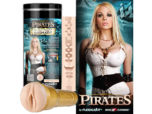 Fleshlight (Пиратки) Pirates Edition: Jesse Jane Gauntlet