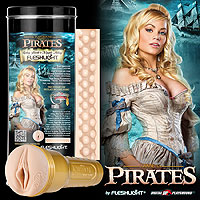Fleshlight (Пиратки) Pirates Edition: Riley Steele Nipple Alley