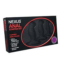 Набор массажеров простаты Nexus Anal Starter Kit