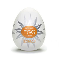 Мастурбатор Tenga Egg Shiny (Солнечный)