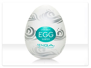 Мастурбатор Tenga Egg Surfer(Сёрфер)