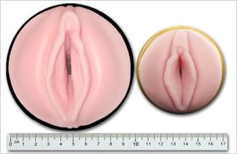 Сравнение обычного мастурбатор Fleshlight и Sex in a Can (Секс в Баночке)